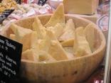 Authentic Parmesan Reggiano Cheese - $15.99 per lb (Abundance Sails, good until 1/12/16)